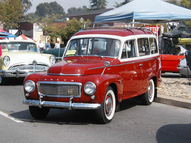 Iroll Motors Inc Our Volvo Classic Specialty Cars Duett